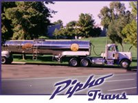 Pipho transportation Milk